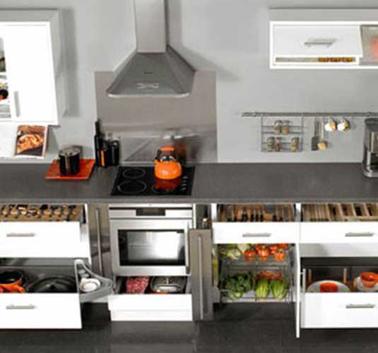 Modular Kitchen In Navi Mumbai Seawoods Furniture Manufacturers,High End Modern Interior Design